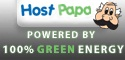Hosted with 100% Green Energy by HostPapa!